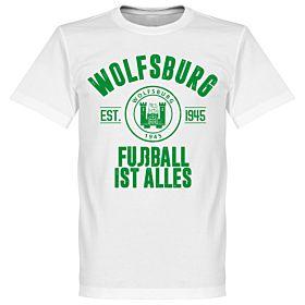 Wolfsburg Established Tee - White
