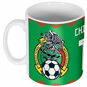 Mexico Chicharito Team Mug