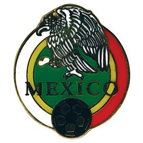 Mexico Pin Badge