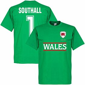 Wales Southall Team Tee - Green