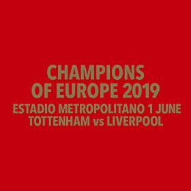 Champions of Europe 2019 Transfer
