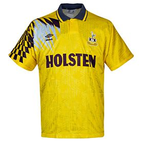 Umbro Tottenham Away 1991-1993 Jersey - USED Condition (Good) - Size Small