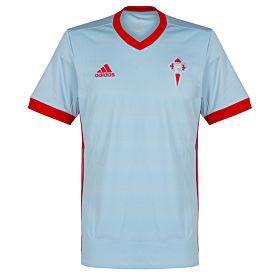 17-18 Celta Vigo Home - (No Sponsor)