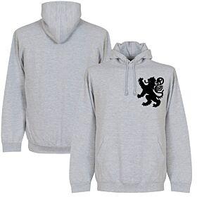 Holland Lion Crest KIDS Hoodie - Grey