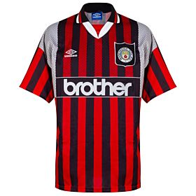 Umbro Manchester City 1994-1995 Away Jersey - USED Condition (Great) - Size XL