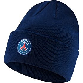 19-20 PSG Dry Beanie Hat - Navy