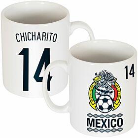 Mexico Chicharito Mug