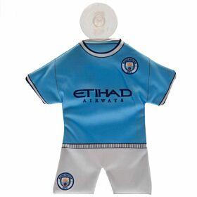Manchester City Mini Kit Window Hanger
