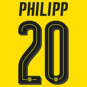 Philipp 20 (Official Printing)