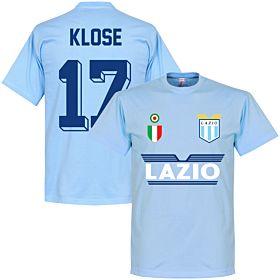 Lazio Klose 17 Team Tee - Sky