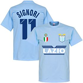 Lazio Signori 11 Team Tee - Sky