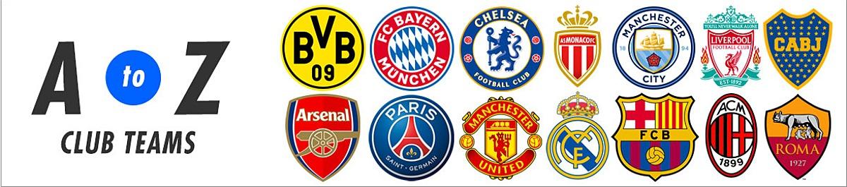 A to Z: All Teams