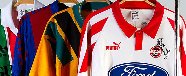 Camisetas Clásico de Fútbol