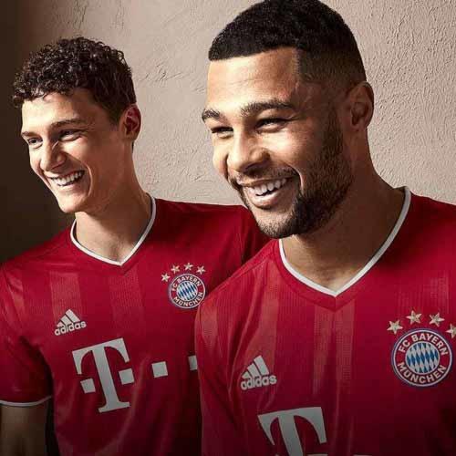 Camisetas Bundesliga